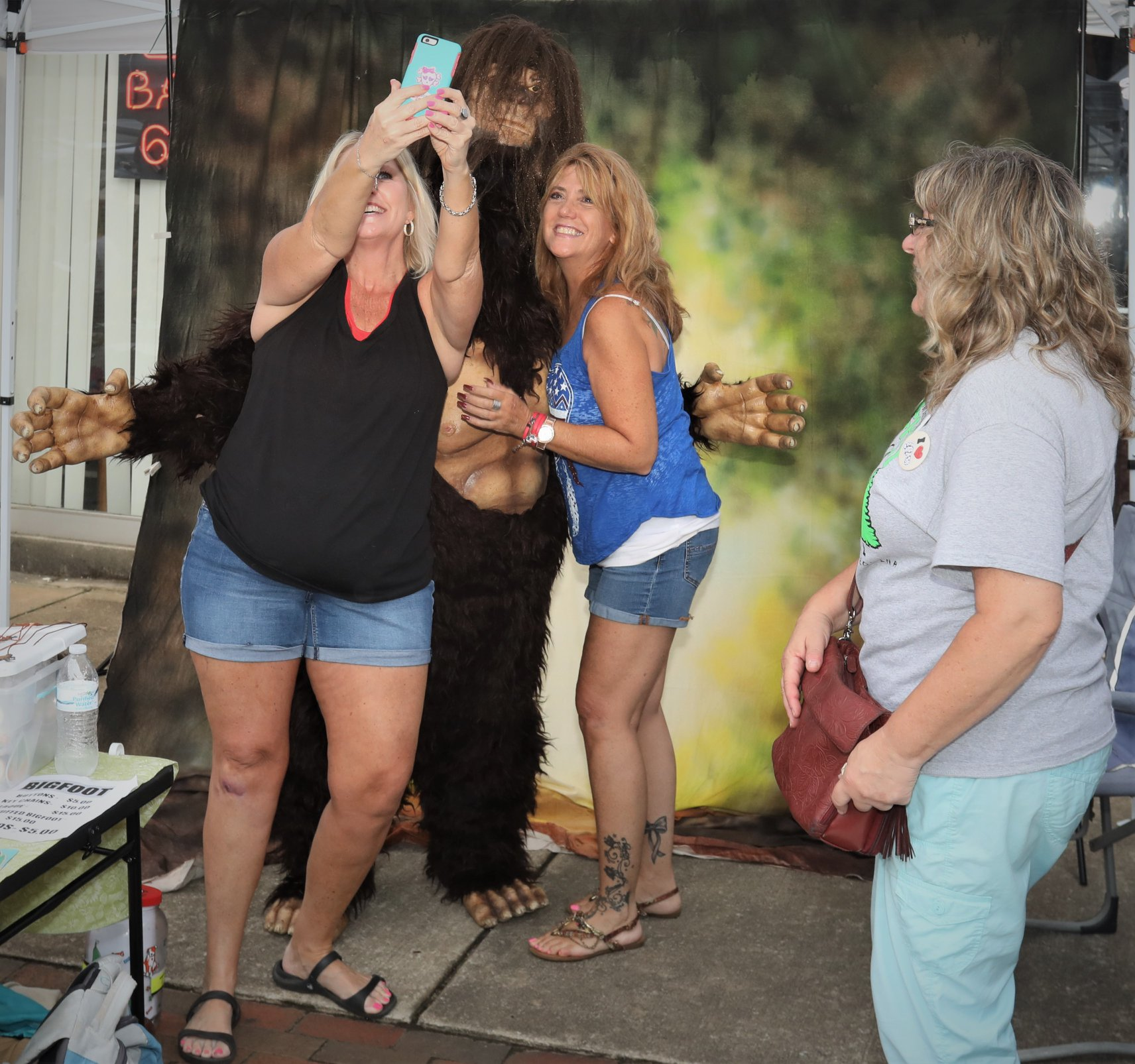2019 WNC Bigfoot Festival in Marion NC